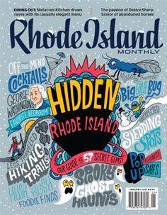Rhode Island Monthly January 2015