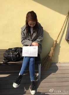 Song Ji Hyo ★ #JiNgố #MongJi #WeiboUpdate