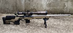 REM 700 in a JAE Stock topped off with a Vortex HD 5-20x50mm Rifle-scope.
