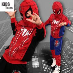 Special price Hot Spring Autumn Children Boys Clothing Sets Kids Clothes for Boy Cartoon Printed Coat Spiderman Hoodie Casual Clothes Suits just only $20.47 - 21.02 with free shipping worldwide  #boysclothing Plese click on picture to see our special price for you