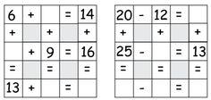 math equation puzzle