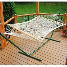 Enjoy lazy days rest assured that the polyester construction of thi...