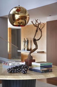 Guilherme Torres - Tom Dixon Lamp.