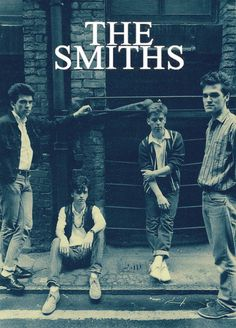 the smiths musical band 80s Music, Indie Music, Music Icon, Music Love, Music Is Life, Rock Music, New Wave, Will Smith, Alternative Music