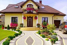 1000 Images About Medium Size Houses On Pinterest House