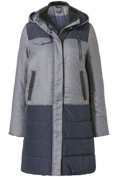 Glamping | Fall collection | Coat | Blue | Winter