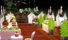Animal Crossing Happy Home Designer Restaurant