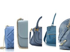 Miss Bagaholic: Another fall color: dusty blue