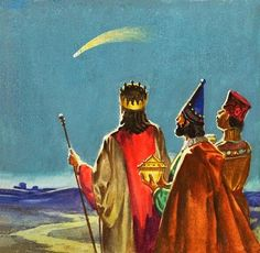English School Three Wise Men print for sale. Shop for English School Three Wise Men painting and frame at discount price, ships in 24 hours. Michelangelo, Animation, Image Halloween, We Three Kings, Images Vintage, Rene Magritte, Three Wise Men, Classic Paintings, Painting Videos