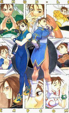 Street Fighter Girls, Street Fighter Game, Street Fighter Characters, Super Street Fighter, Cosplay Games, Character Art, Character Design, Female Fighter, Girls Anime