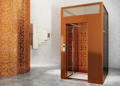 Elevator & design: Domuslift Liberty