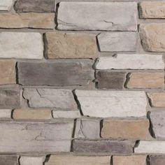 Ironwood Tuscan Ledgestone Stone Veneer from Environmental StoneWorks Us Regions, Grill Stone, Stone Veneer, Great Lakes, Pacific Northwest, Rocky Mountains, British Columbia, Environment, Cabin