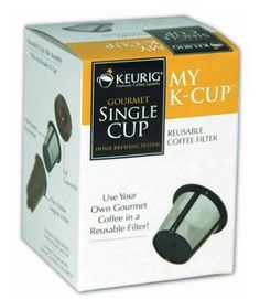 Keurig Reusable K-Cup Sale Only $9.87 I got mine at Walmart