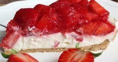 Zutaten: Für den Tortenboden: -180 g beliebte Butterkekse -80 g Butter, zerlassen Für die Käsefüllung: -240 g Frischkäse oder Ma...