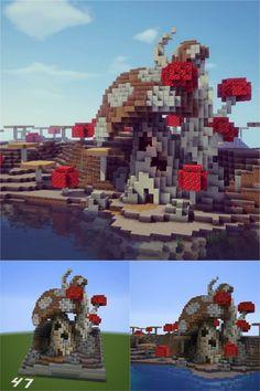 Minecraft Images, Cute Minecraft Houses, Minecraft Castle, Amazing Minecraft, Minecraft Designs, Minecraft Crafts, Minecraft Stuff, Minecraft Building Blueprints, Minecraft Plans