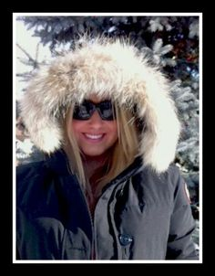 Canada Goose hats outlet shop - Pink Canada Goose Hat - Warm and Pink! | Seeing My World in Pink ...