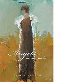 We are the 1st store in Charlotte to carry Anne Neilson's inspiring book, Angels in our Midst! Neilson displays a dazzling collection of her angel art in this coffee table book.