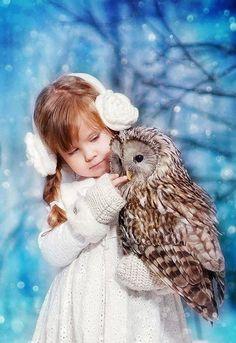 owl  so pretty