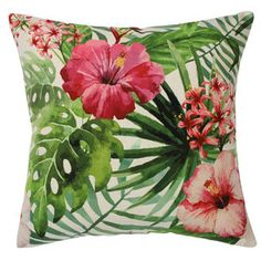 Escape to Paradise | Outdoor Cushions & Seat Pads @ The Home