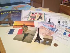DIY Little Passports - France