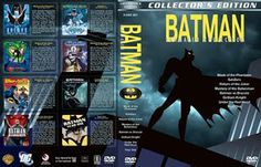 Mega Covers Gtba: Batman Animated Collection (1993-2011) R1- Cover D...
