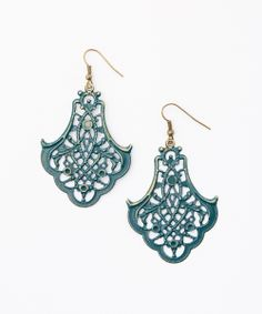 Peacock Fancy That Earring | Daily deals for moms, babies and kids