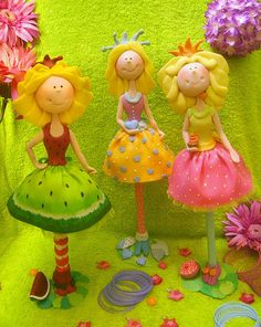 chicaschicle by hadastraviesas, via Flickr  .