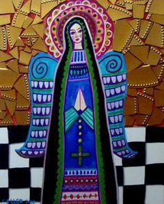 Virgin of Guadalupe Art