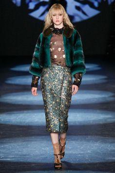 Monique Lhuillier ready-to-wear autumn/winter '16/'17: