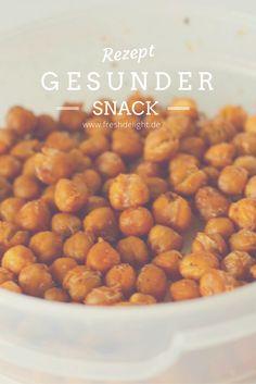 ✔ Gesunder Snack für abends oder zwischendurch