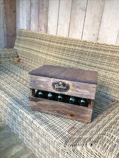 Bier Grolsch kratje woodworking verborg #beer #bier #woodworking #verborg #grolsch vakmanschapismeesterschap