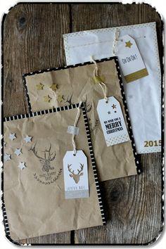 Je me suis une fois de plus amusée avec les emballages des petits cadeaux traditionnels envoyés à mes amies bloggueusesVous aurez peut être...