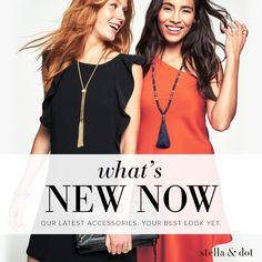 New Arrivals | Stella & Dot **Order by 12/20 and get STANDARD SHIPPING and delivery by Christmas!! #holidaygifting #stelladotstyle #newarrivals #sparklemore