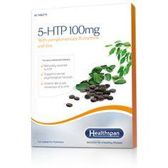 Buy 5-HTP Supplements - Happy Days® | Vitamins & Supplements from Healthspan