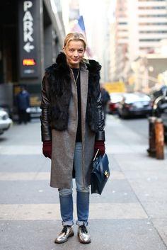 #streetstyle #streetfashion #boyfriendjeans #denim #jeans