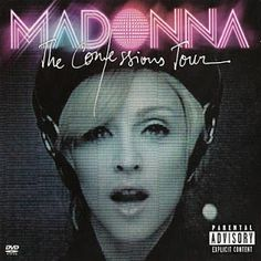Madonna The Confessions Tour Cover