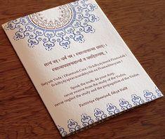 folio, wedding invitation set, enclosure by invitations by ajalon