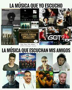 Esto es musica mi amor!! bts