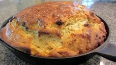 """""""This authentic recipe comes all the way from Ireland"""" Irish soda bread"""