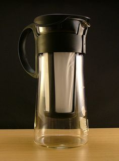 Cold Water Coffee Brewer