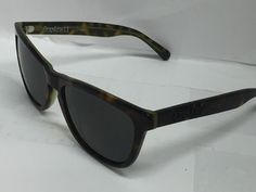 4d49d8a75f Extra Off Coupon So Cheap Brand New! Oakley Sunglasses Frogskins LX  Tortoise Green with Dark Grey