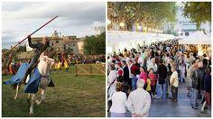 ESCAPADAS DESDE ROSES  XXVI Festival Tierra de Trovadores y 32 Muestra del Vino del Empordà