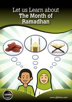 Short readings and learning activities for the Month of Ramadhan and all of its important events.