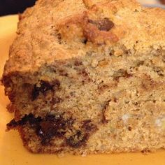 clean banana bread recipe to try! uses coconut oil. For muffins bake 17-19 minutes.