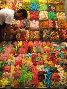 Candy anyone?