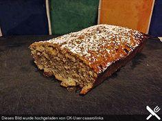Bananenbrot ohne Mehl und Zucker, ein raffiniertes Rezept aus der Kategorie Backen. Bewertungen: 71. Durchschnitt: Ø 4,2.