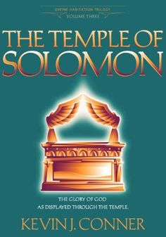 The Temple of Solomon: The Glory of God as Displayed Through the Temple by Kevin Conner, http://www.amazon.com/dp/0914936964/ref=cm_sw_r_pi_dp_4oaErb0TQPRYD