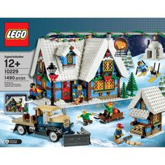 LEGO Creator Expert Winter Village Cottage - Christmas Village HERE I COME!!!!