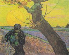 Vincent Van Gogh - Der Samann