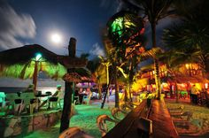 La Buena Vida bar and restaurant, Akumal--we were here in February :)